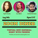Zoom Diner - Virtual New Material Show with Kyle Ocasio and Justin Herman
